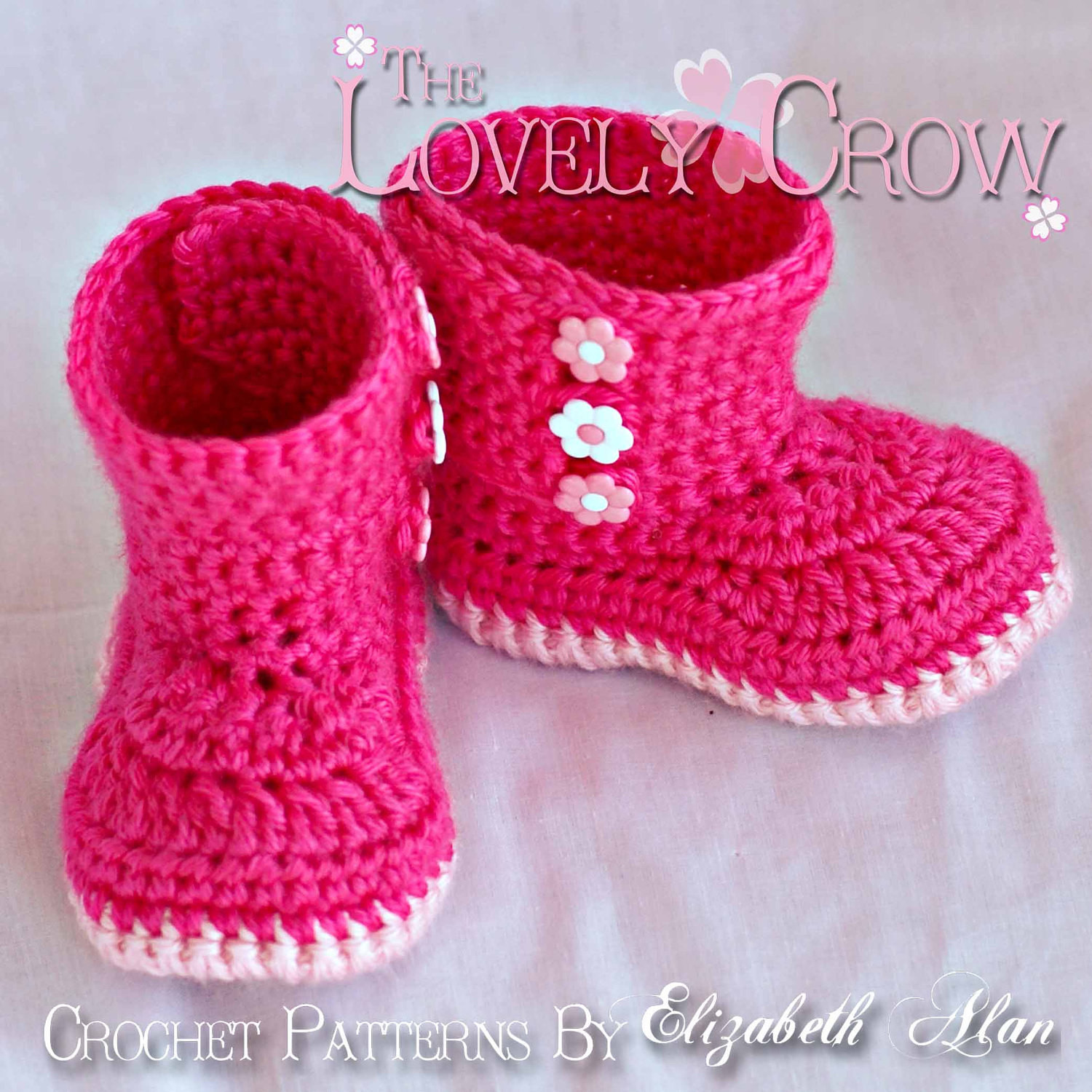 Crochet Baby Booties Awesome Booties Crochet Pattern Boots for Baby Garden Boots Digital Of Crochet Baby Booties Fresh Crochet Baby Mary Jane Booties Free Patterns