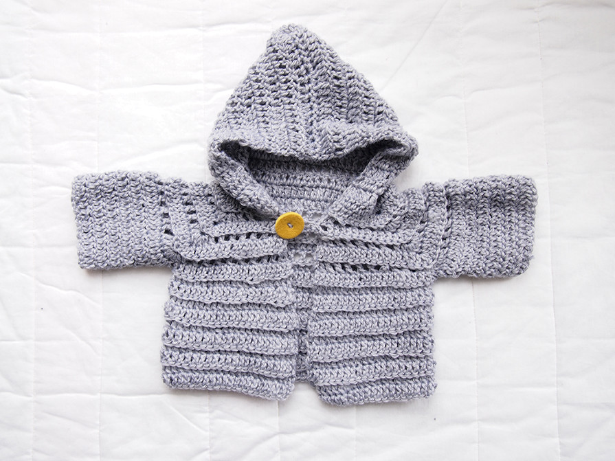 Crochet Baby Cardigan Awesome Tried and Tested Free Baby Knitting and Crochet Patterns_crochet Baby Cardigan