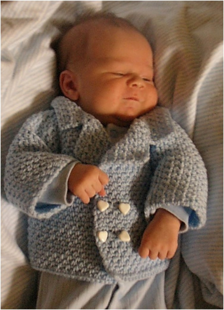 Crochet Baby Cardigan Best Of 20 Free & Amazing Crochet and Knitting Patterns for Cozy Of Amazing 49 Pics Crochet Baby Cardigan