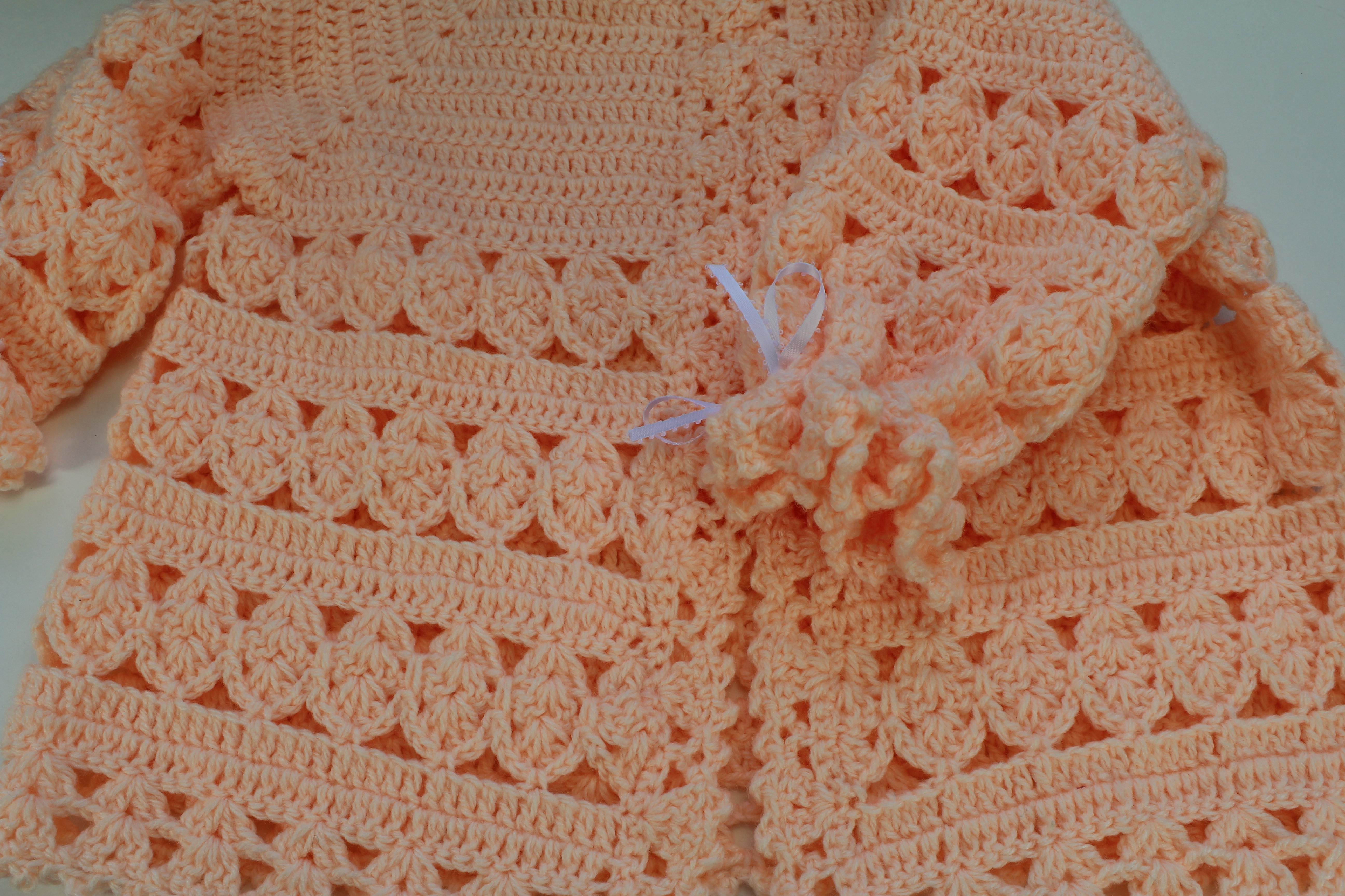 Crochet Baby Cardigan Fresh Crochet Baby Cardigan Part Of Baby Layette Set All Of Amazing 49 Pics Crochet Baby Cardigan