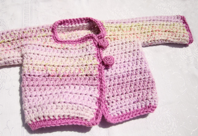 Crochet Baby Cardigan Pattern Awesome Quick Crocheted Baby Sweater Made In E Piece Creative Of Luxury 44 Pictures Crochet Baby Cardigan Pattern