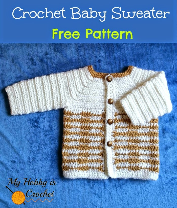 "Crochet Baby Cardigan Pattern Elegant My Hobby is Crochet ""heartbeat"" Baby Sweater Free Of Luxury 44 Pictures Crochet Baby Cardigan Pattern"