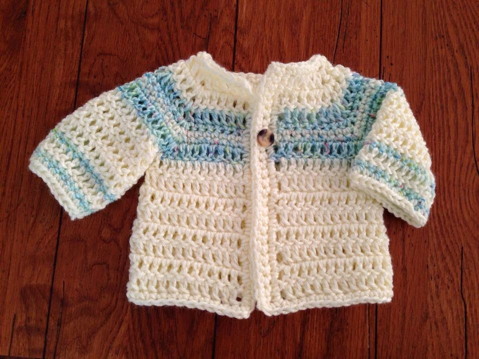 Crochet Baby Cardigan Pattern Fresh Craft Brag Crochet Baby Boy Sweater Pattern Free Of Luxury 44 Pictures Crochet Baby Cardigan Pattern