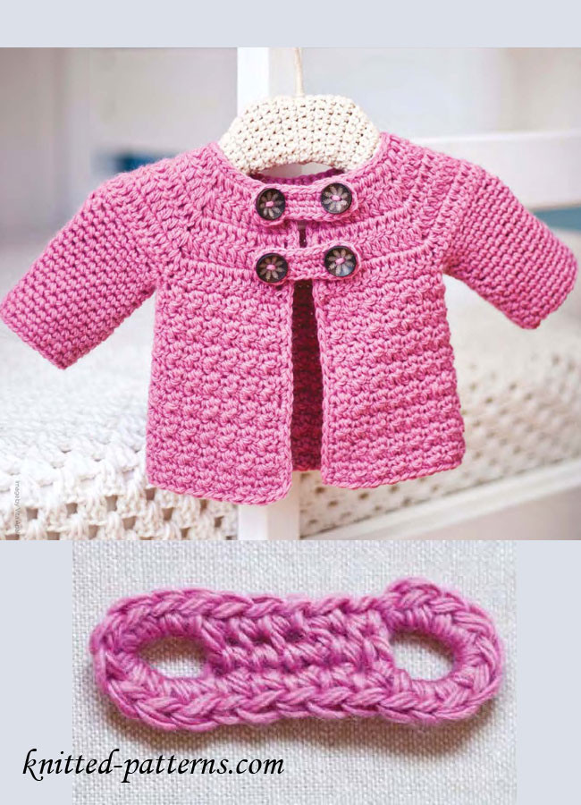 Crochet Baby Cardigan Pattern Lovely buttoned Baby Jacket Of Luxury 44 Pictures Crochet Baby Cardigan Pattern