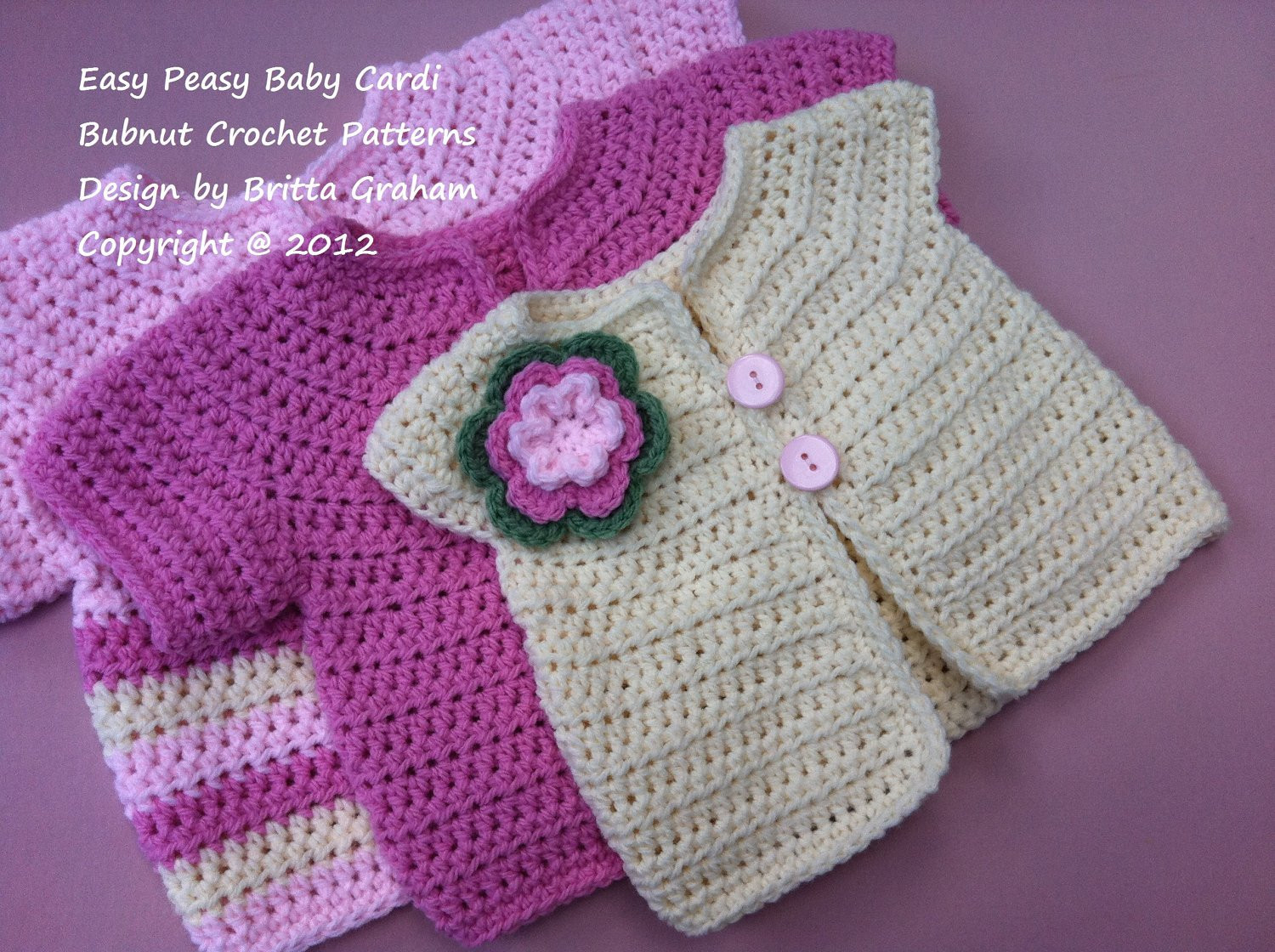 Crochet Baby Cardigan Unique Crochet Baby Jacket Pattern Easy Peasy Cardigan Crochet Of Amazing 49 Pics Crochet Baby Cardigan