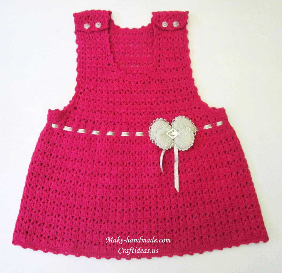 Crochet Baby Clothing Awesome Crochet Baby Dress Of Amazing 44 Ideas Crochet Baby Clothing