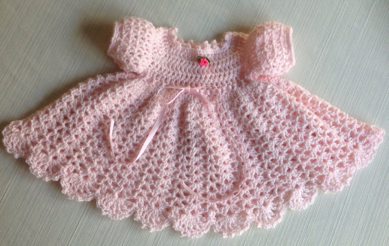 Crochet Baby Clothing Beautiful Newborn Crochet Baby Dress Mary Pattern Updated Long Sleeves Of Amazing 44 Ideas Crochet Baby Clothing