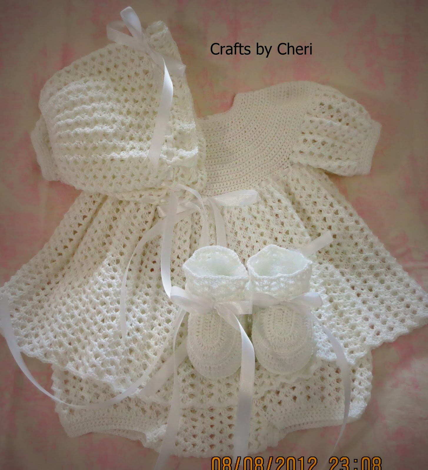 Crochet Baby Clothing Elegant Cheri S Crochet Baby or Reborn Baby Doll Clothing or Of Amazing 44 Ideas Crochet Baby Clothing