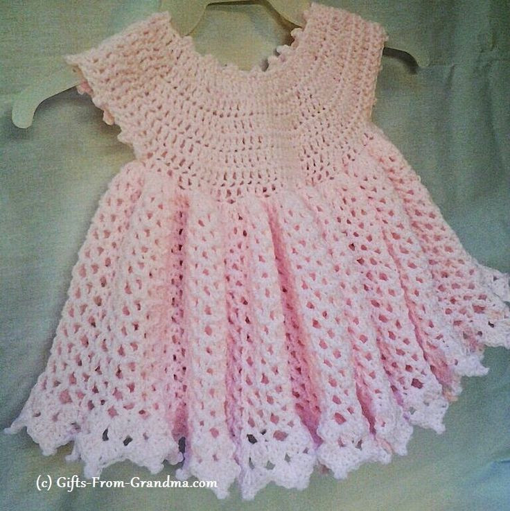 Crochet Baby Clothing Elegant Crochet Baby Dress Free Crochet Patterns for Baby Dresses Of Amazing 44 Ideas Crochet Baby Clothing