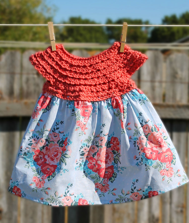 Crochet Baby Clothing Fresh the Craft Patch the Cutest Crochet Baby Dress You Ever Of Amazing 44 Ideas Crochet Baby Clothing