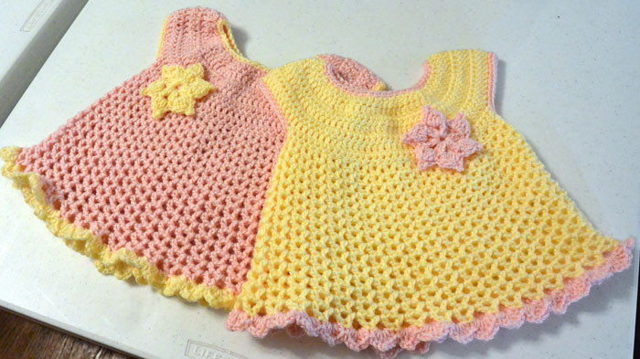 Crochet Baby Clothing Unique Affordable Crochet Baby Dress Cottageartcreations Of Amazing 44 Ideas Crochet Baby Clothing