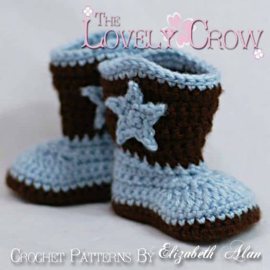 Crochet Baby Cowboy Hat and Boots Pattern Free Awesome Crochet Cowboy Outfit Pattern Free Video Tutorial Of Brilliant 40 Ideas Crochet Baby Cowboy Hat and Boots Pattern Free