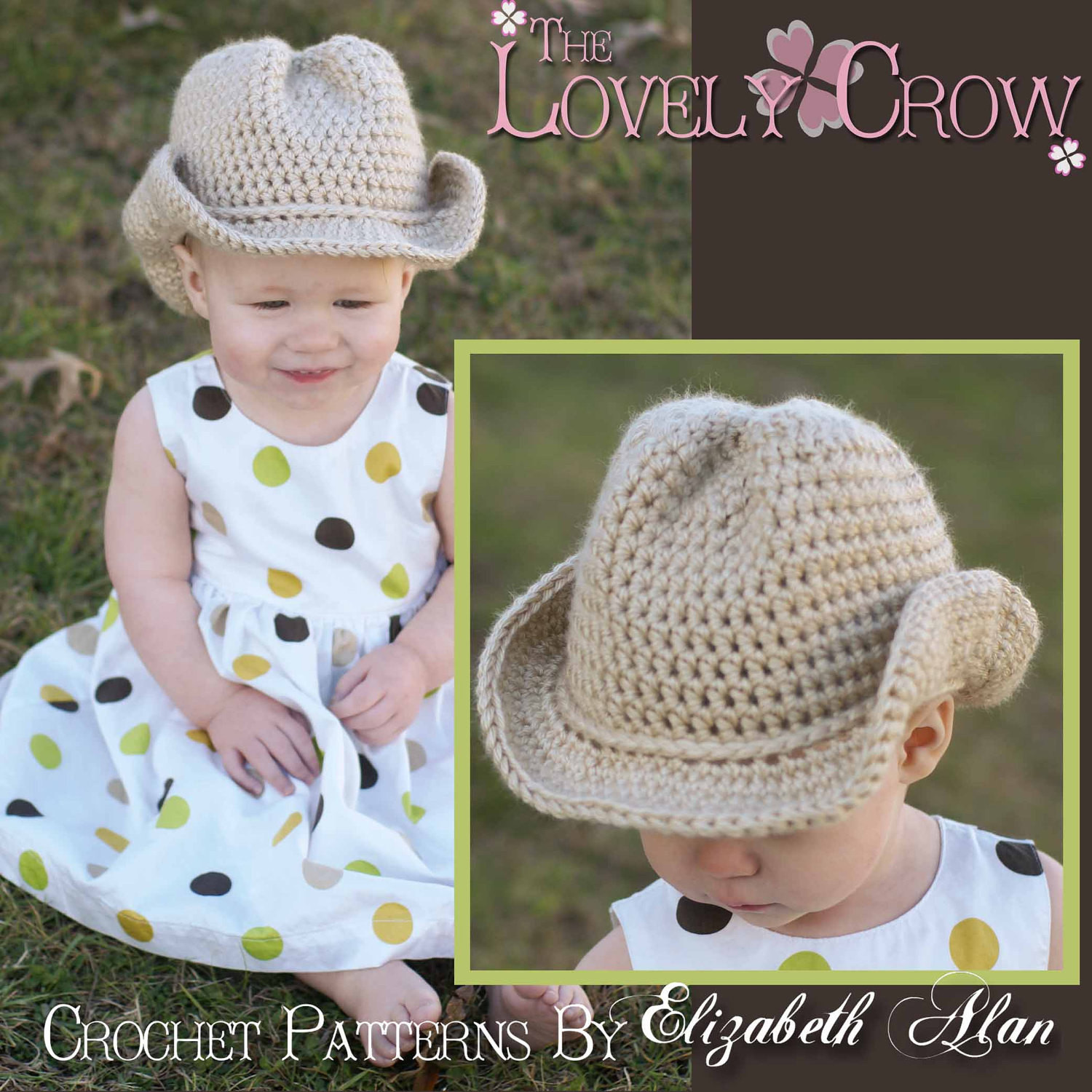 Crochet Baby Cowboy Hat and Boots Pattern Free Elegant Cowboy Hat Crochet Pattern Baby for Boot Scoot N Cowboy Of Brilliant 40 Ideas Crochet Baby Cowboy Hat and Boots Pattern Free