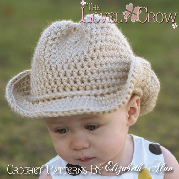 Crochet Baby Cowboy Hat and Boots Pattern Free Inspirational Baby Cowboy Crochet Pattern Cowboy Hat for Boot Scoot N Of Brilliant 40 Ideas Crochet Baby Cowboy Hat and Boots Pattern Free