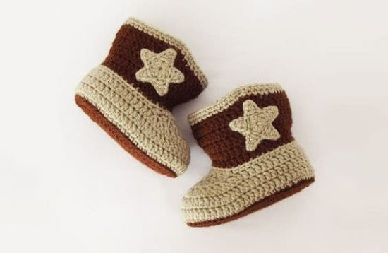 Crochet Baby Cowboy Hat and Boots Pattern Free Inspirational Crochet Cowboy Outfit Pattern Free Video Tutorial Of Brilliant 40 Ideas Crochet Baby Cowboy Hat and Boots Pattern Free