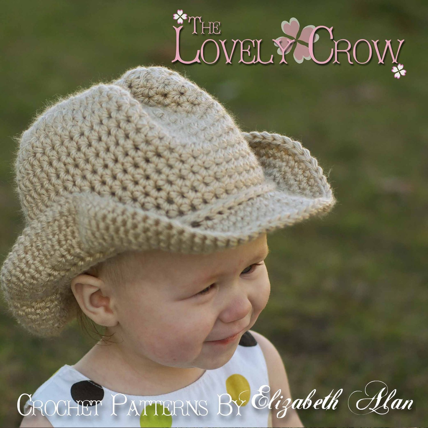 Crochet Baby Cowboy Hat and Boots Pattern Free New Baby Crochet Pattern Cowboy Hat for Boot Scoot N Cowboy Of Brilliant 40 Ideas Crochet Baby Cowboy Hat and Boots Pattern Free