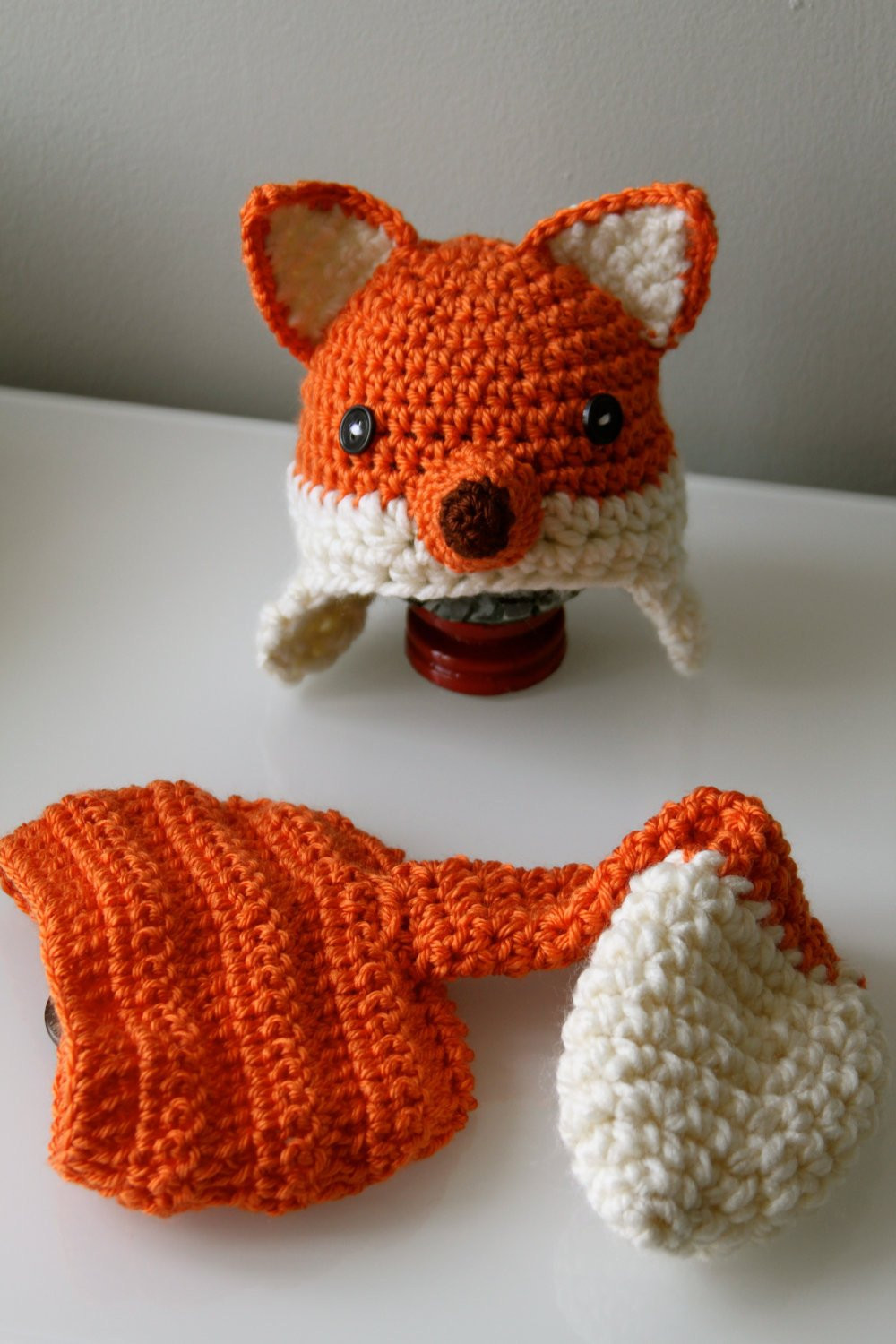 Crochet Baby Diaper Cover and Hat Awesome Crochet Fox Hat and Diaper Cover Pdf Pattern 5 Sizes Of Perfect 50 Photos Crochet Baby Diaper Cover and Hat