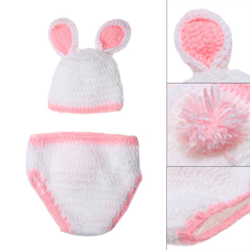 Crochet Baby Diaper Cover and Hat New Crochet Baby Bunny Rabbit Hat and Diaper Cover Set Newborn Of Perfect 50 Photos Crochet Baby Diaper Cover and Hat