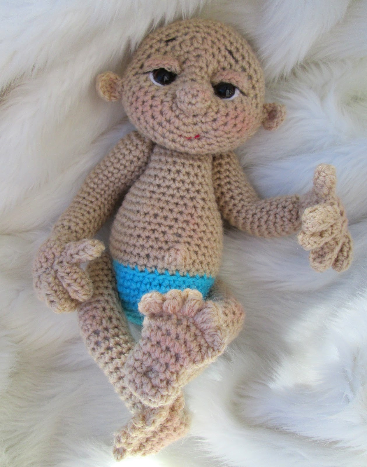 Crochet Baby Doll Pattern Beautiful Teri S Blog Tutorials Jointing Needle Scultping Stitch Of Amazing 40 Pics Crochet Baby Doll Pattern