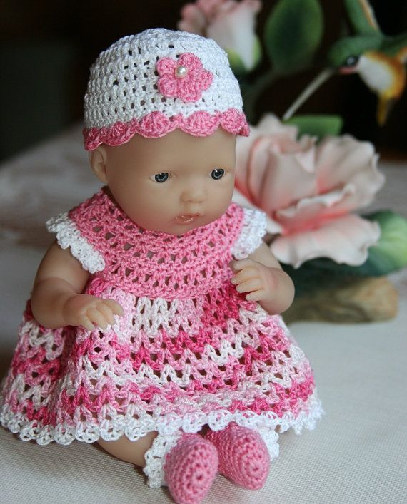 Crochet Baby Doll Pattern Elegant 17 Best Images About Doll Clothes On Pinterest Of Amazing 40 Pics Crochet Baby Doll Pattern