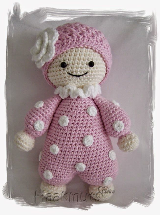 Crochet Baby Doll Pattern Fresh 17 Best Images About Crochet Amigurumi On Pinterest Of Amazing 40 Pics Crochet Baby Doll Pattern
