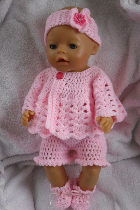Crochet Baby Doll Pattern Inspirational Crochet Pattern for 17 Inch Baby Doll Of Amazing 40 Pics Crochet Baby Doll Pattern