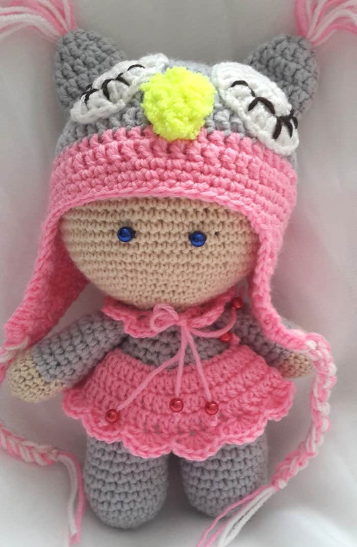 Crochet Baby Doll Pattern Lovely Baby Doll Amigurumi Crochet Pattern Amigurumi today Of Amazing 40 Pics Crochet Baby Doll Pattern
