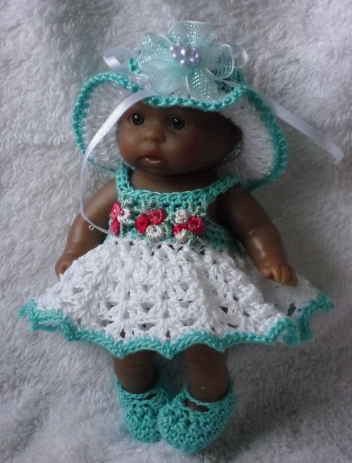 Crochet Baby Doll Pattern New Crochet Pattern for Berenguer 5 Inch Baby Doll All In One Of Amazing 40 Pics Crochet Baby Doll Pattern