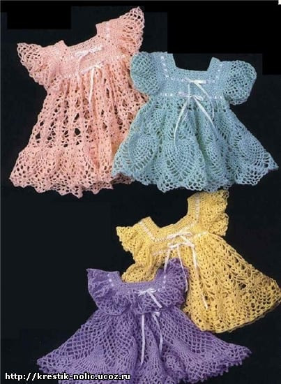 Crochet Baby Dress New Free Baby Crochet Patterns the Most Adorable Collection Of Charming 50 Photos Crochet Baby Dress