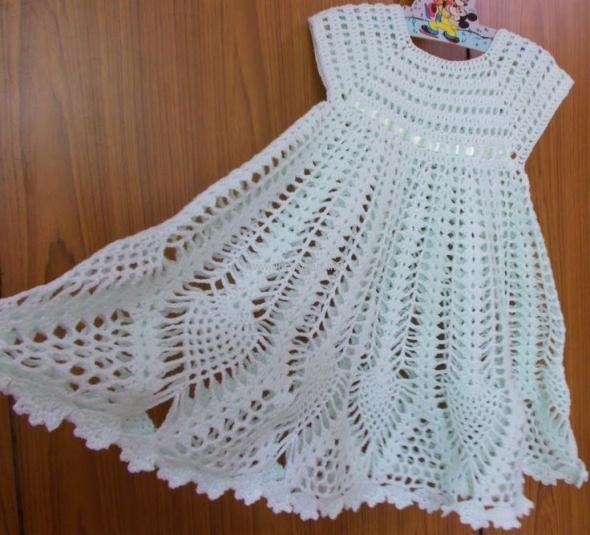 Crochet Baby Dress Pattern Awesome Crochet Baby Dress Patterns for Free Of Innovative 42 Pics Crochet Baby Dress Pattern