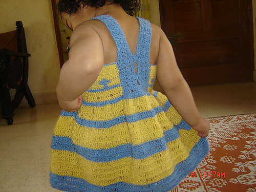 Crochet Baby Dress Patterns Awesome 15 Beautiful Free Crochet Patterns for Girls' Dresses Of Awesome 42 Models Crochet Baby Dress Patterns