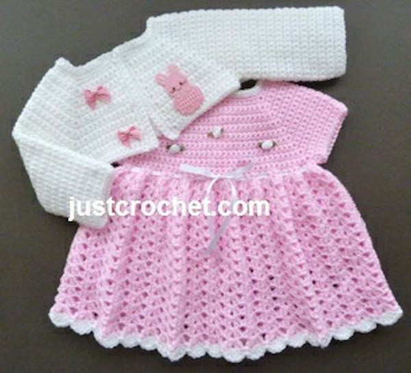 Crochet Baby Dress Patterns Awesome Cool Crochet Patterns & Ideas for Babies Hative Of Awesome 42 Models Crochet Baby Dress Patterns