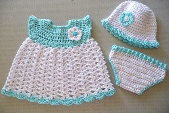 Crochet Baby Dress Patterns Best Of Free Baby Crochet Patterns Best Collection Of Awesome 42 Models Crochet Baby Dress Patterns