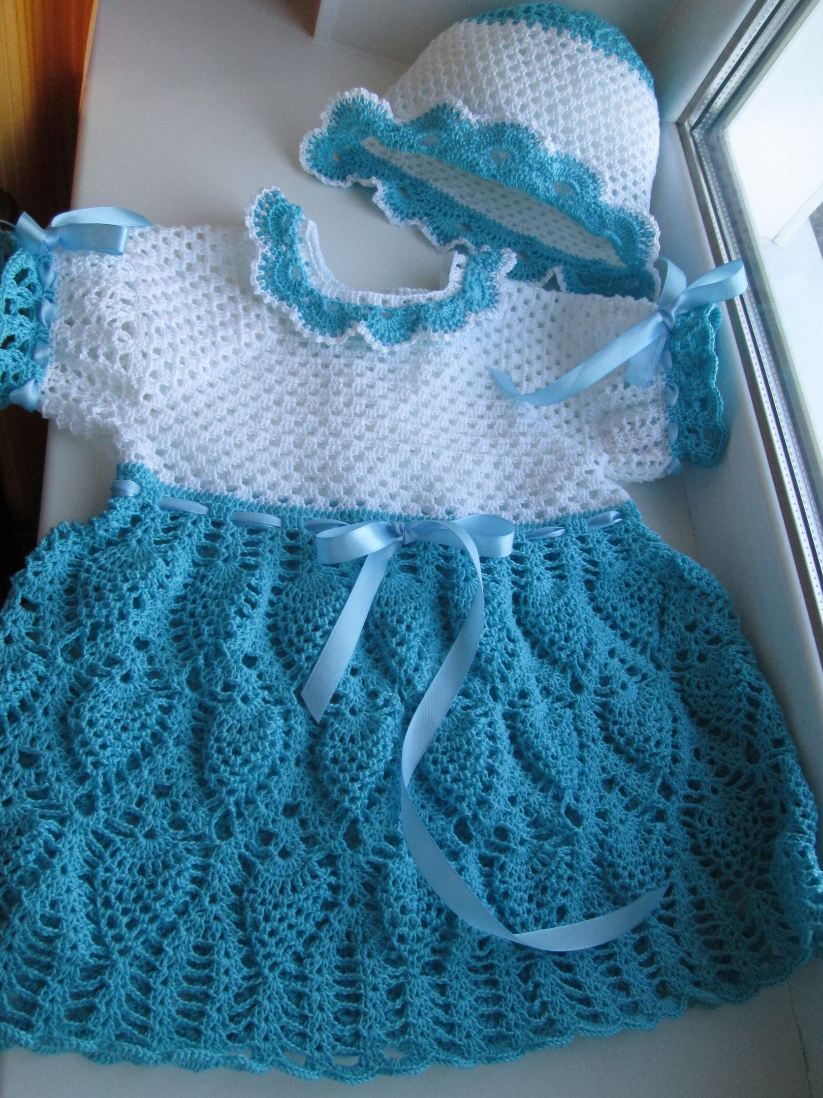 Crochet Baby Dress Patterns Inspirational Crochet Baby Clothes Of Awesome 42 Models Crochet Baby Dress Patterns