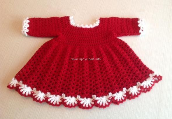 Crochet Baby Dress Patterns Lovely Crochet Baby Dress Patterns for Free Of Awesome 42 Models Crochet Baby Dress Patterns