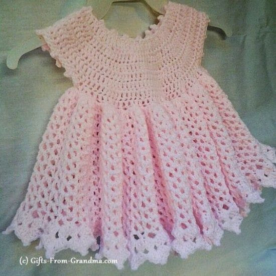 Crochet Baby Dress Unique Free Baby Crochet Patterns Best Collection Of Charming 50 Photos Crochet Baby Dress