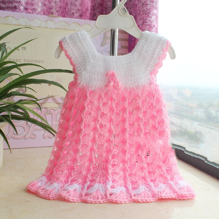Crochet Baby Girl Dresses Awesome Line Buy wholesale Crochet Baby Dress From China Crochet Of Superb 42 Models Crochet Baby Girl Dresses