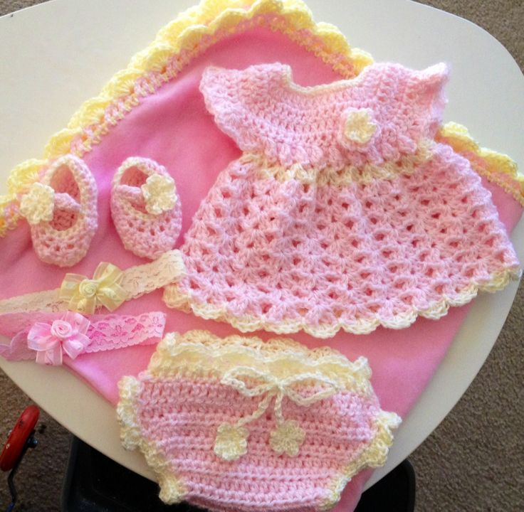 Crochet Baby Girl Outfits Best Of Crochet Baby Girl Clothes Of Perfect 41 Pictures Crochet Baby Girl Outfits