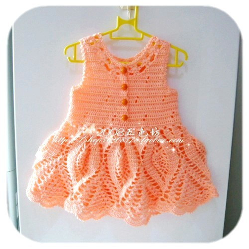 Crochet Baby Girl Outfits Lovely Aliexpress Buy 2015 New Fashion Cotton Crochet Baby Of Perfect 41 Pictures Crochet Baby Girl Outfits