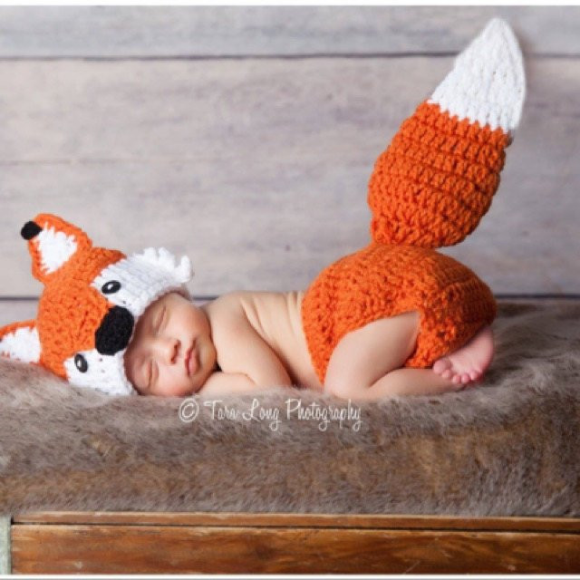Crochet Baby Girl Outfits Luxury Crochet Fox Outfit Baby Girl Baby Boy Fox Hat and Diaper Cover Of Perfect 41 Pictures Crochet Baby Girl Outfits
