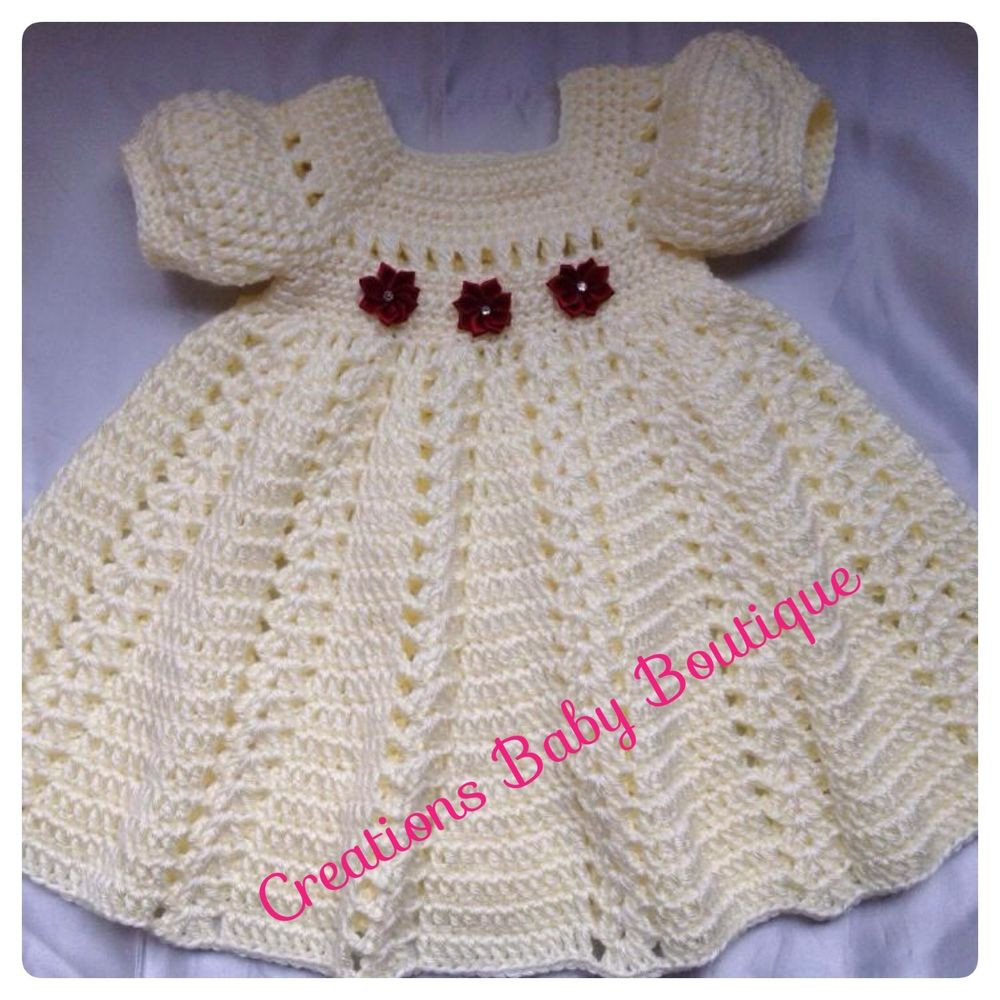 Crochet Baby Girl Outfits New Baby Girl Dress Very Cute Children Clothes Handmade Of Perfect 41 Pictures Crochet Baby Girl Outfits