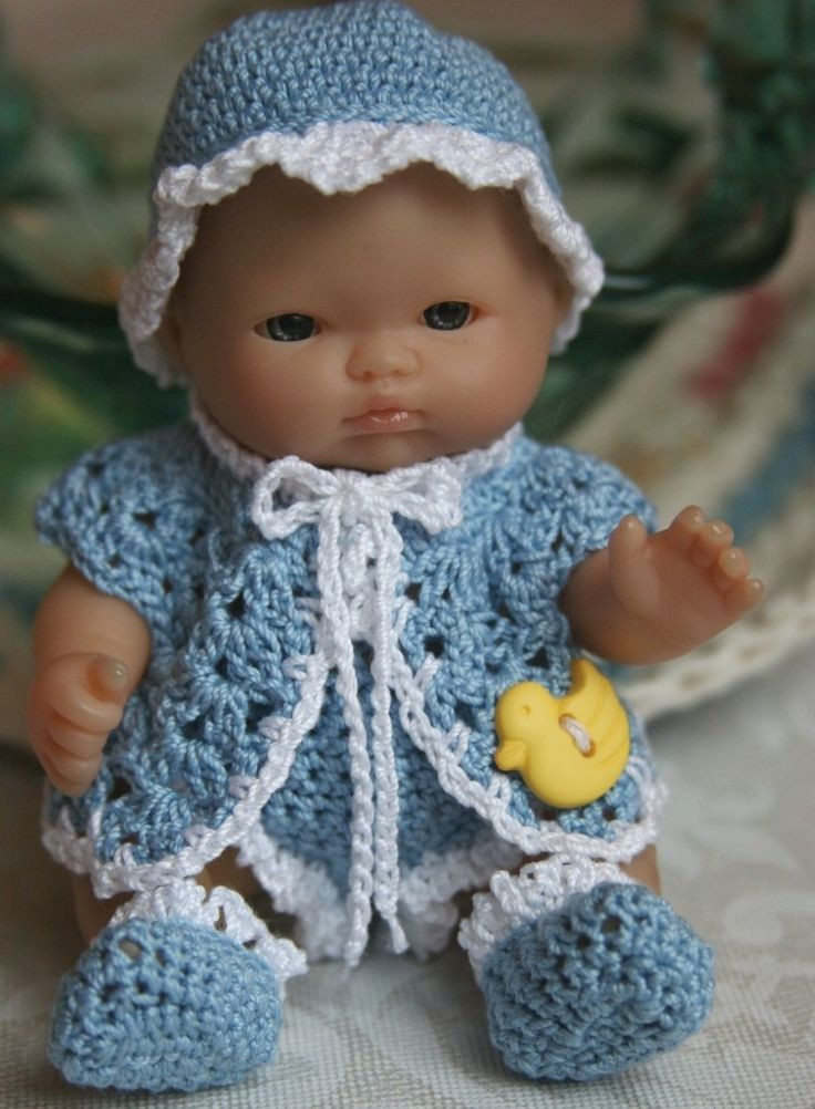 Crochet Baby Outfits Awesome 25 Best Ideas About Crochet Doll Clothes On Pinterest Of Marvelous 44 Photos Crochet Baby Outfits