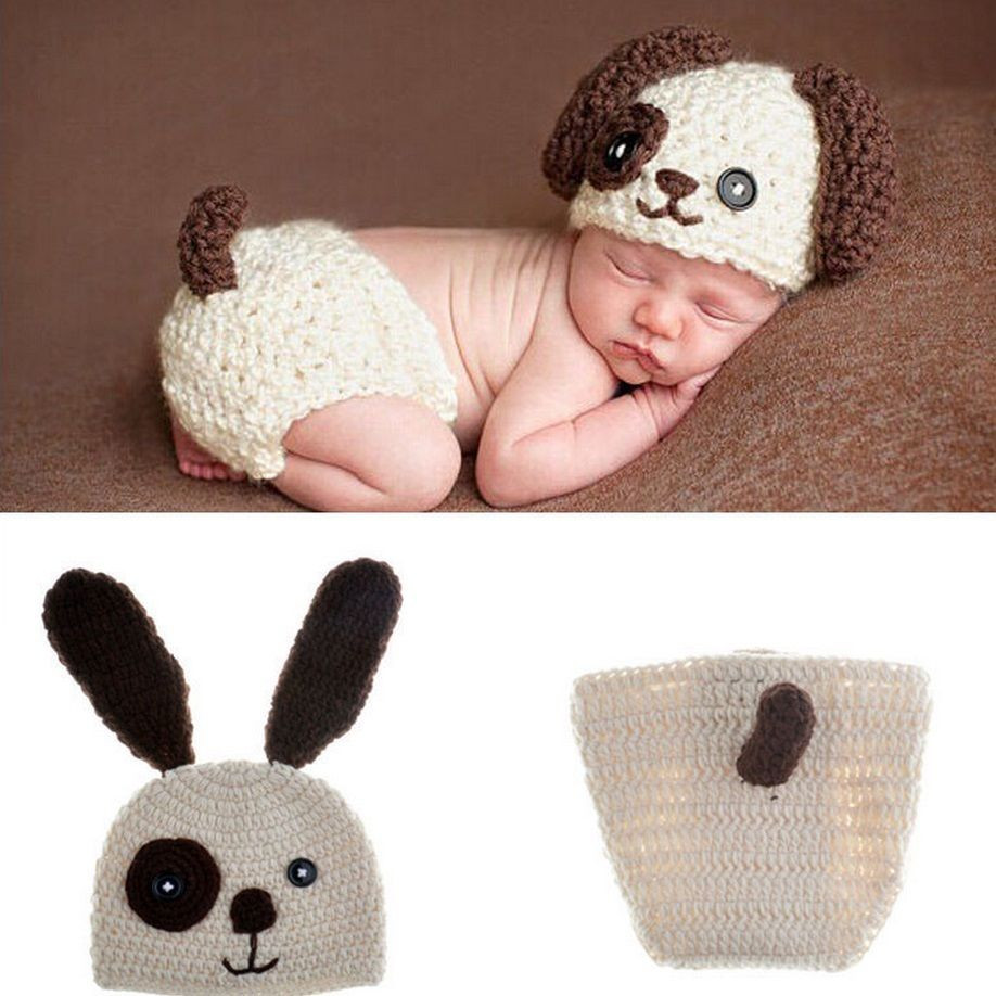 Crochet Baby Outfits Beautiful Newborn Baby Girl Boy Crochet Knit Costume Of Marvelous 44 Photos Crochet Baby Outfits