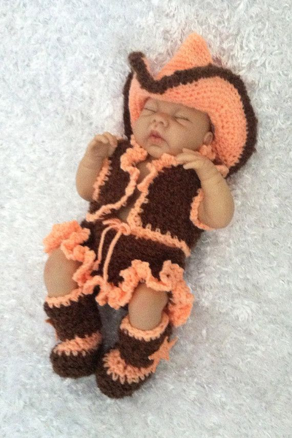 Crochet Baby Outfits Unique Baby Cowgirl Outfit Of Marvelous 44 Photos Crochet Baby Outfits