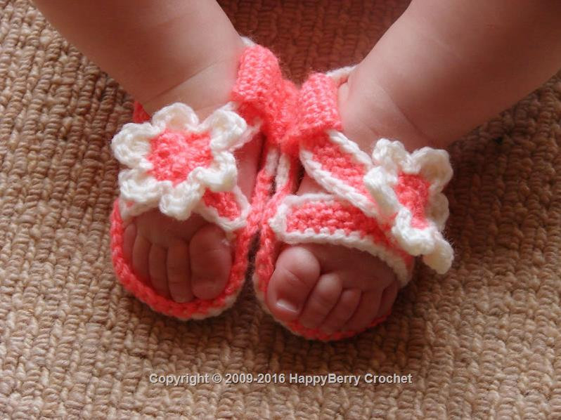 Crochet Baby Sandals Beautiful Crochet Baby Sandals Of New 46 Models Crochet Baby Sandals
