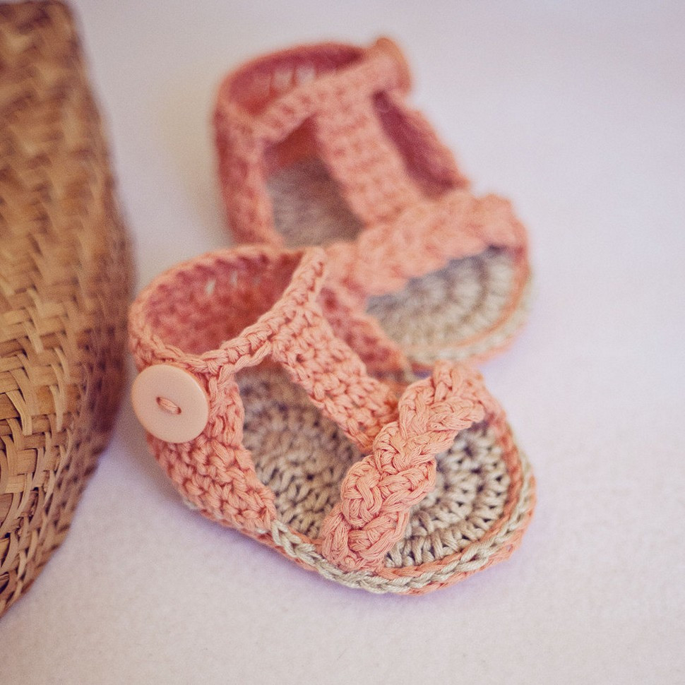 Crochet Baby Sandals Best Of Baby Crochet Sandals Several Pieces Of Ideas You Can Try Of New 46 Models Crochet Baby Sandals