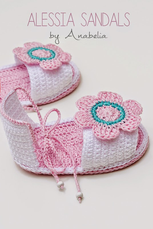 Crochet Baby Sandals Elegant Anabelia Craft Design Crochet Baby Sandals and Headscarf Of New 46 Models Crochet Baby Sandals