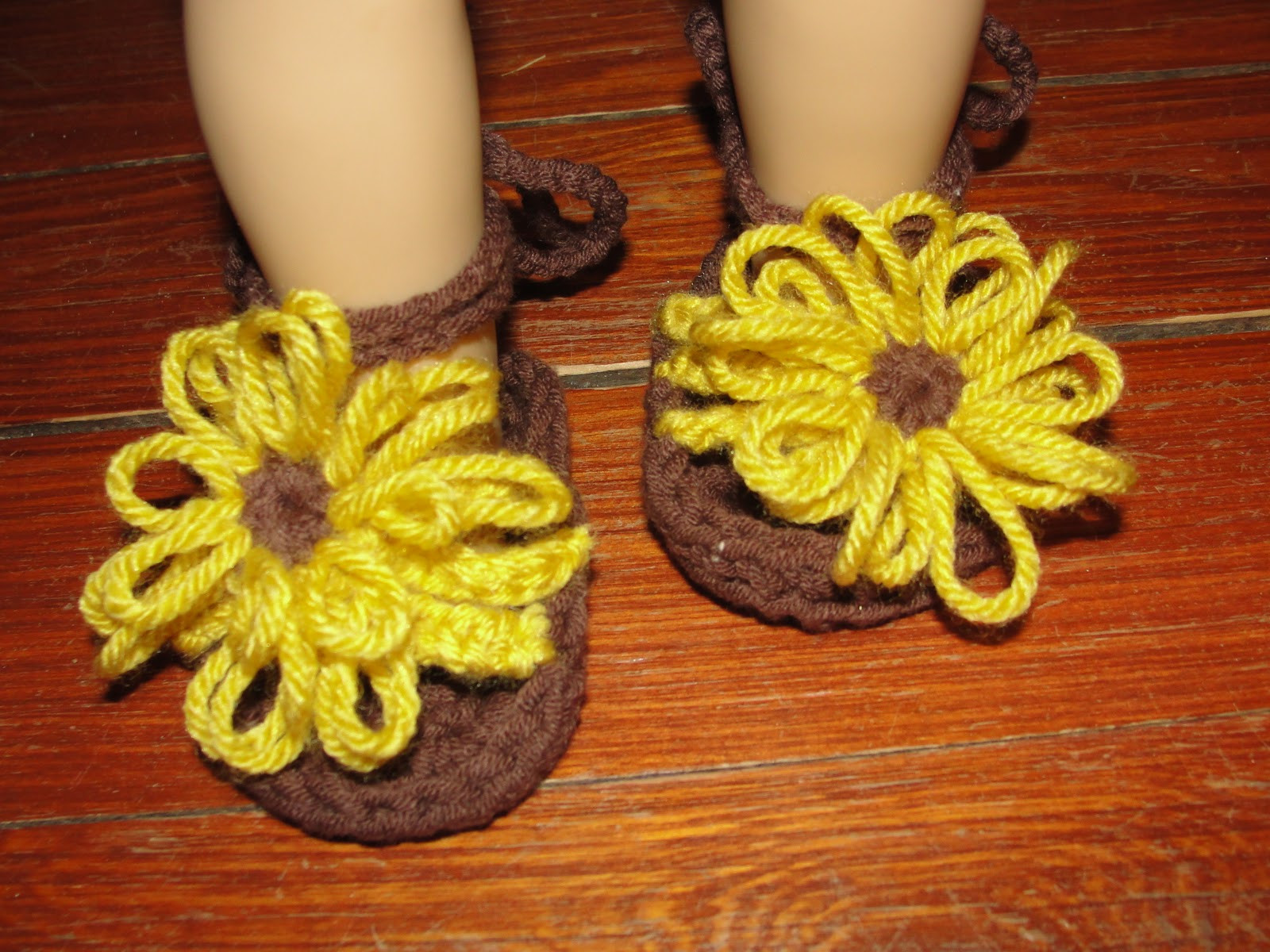 Crochet Baby Sandals Pattern Awesome 60 Adorable and Free Crochet Baby Sandals Patterns Of Perfect 43 Photos Crochet Baby Sandals Pattern