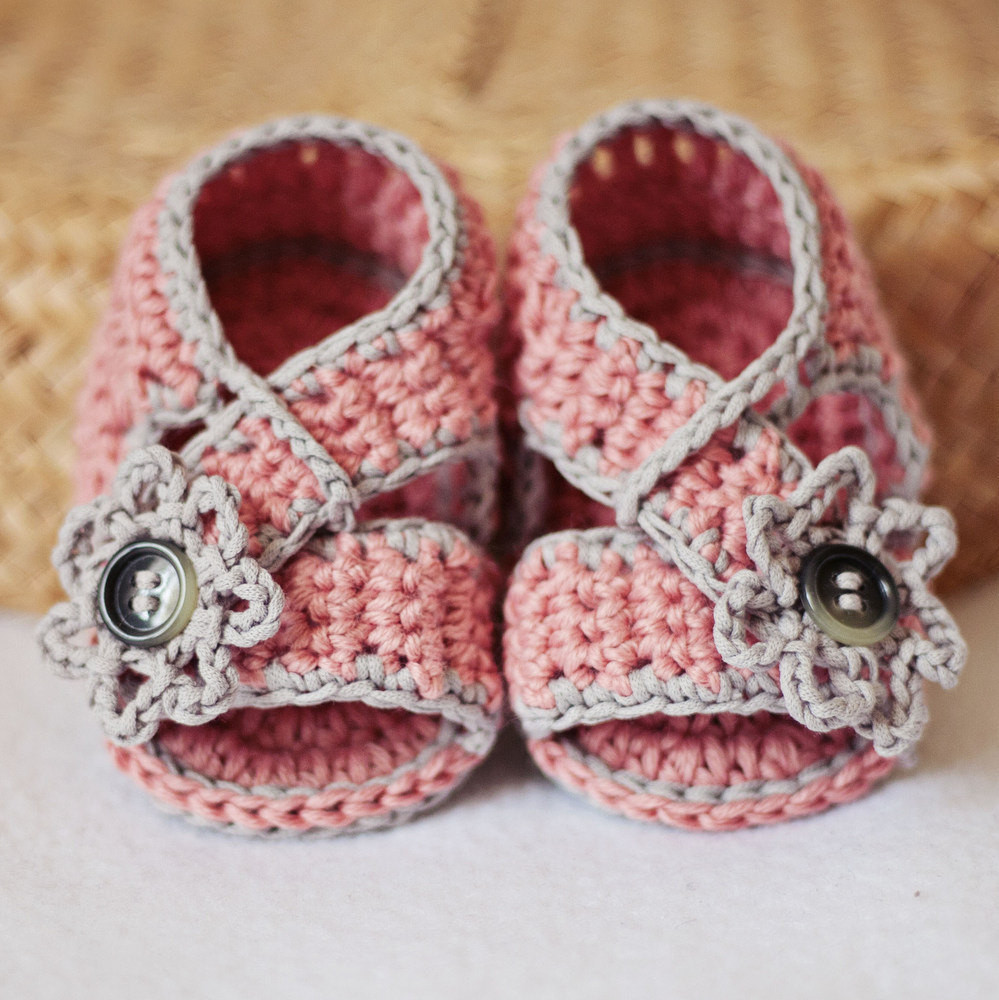 Crochet Baby Sandals Pattern Beautiful Instant – Baby Booties Crochet Pattern Pdf File Of Perfect 43 Photos Crochet Baby Sandals Pattern