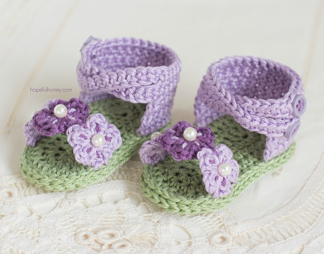 Crochet Baby Sandals Pattern Luxury 20 Cute & Easy Crochet Projects Sparkles to Sprinkles Of Perfect 43 Photos Crochet Baby Sandals Pattern